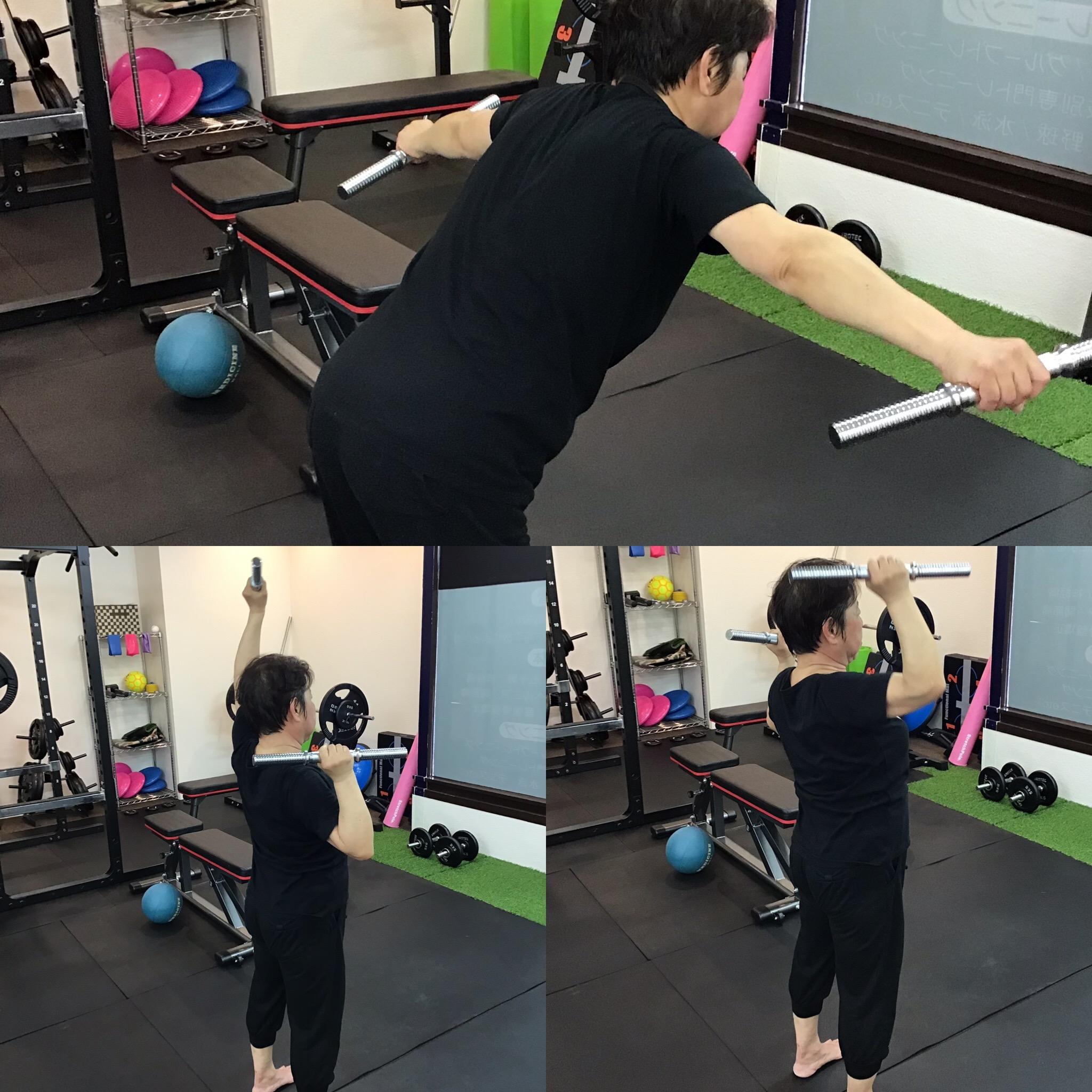 2.目標に合わせた最適なトレーニングを提供