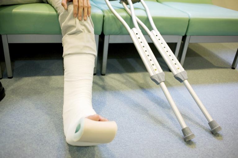 当院でなら、骨折もワンストップで治療が可能!
